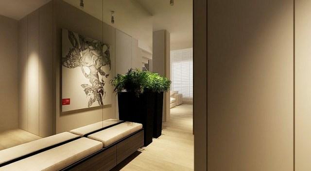 Hallway design | Interior Design Ideas.