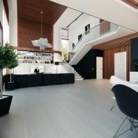 Open plan home design   Interior Design Ideas.
