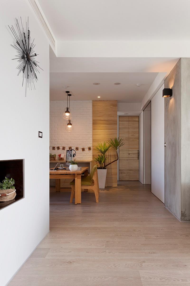 Natural dining room decor  Interior Design Ideas