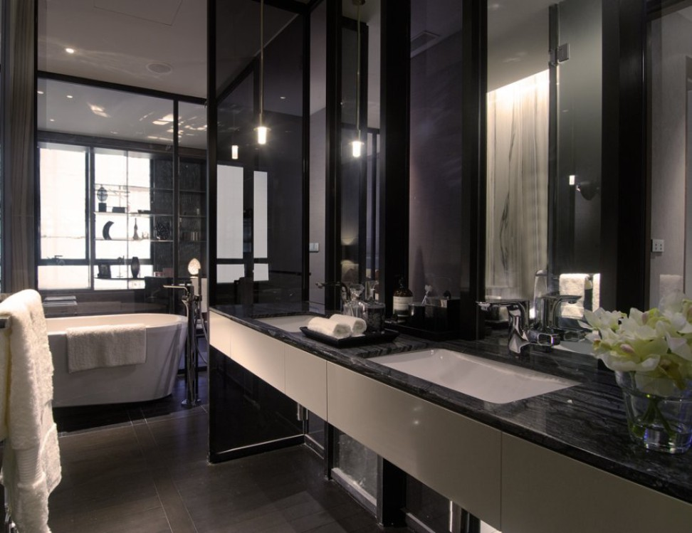 Bagno Moderno Marmo