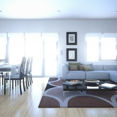 Beautiful Small Apartment Living Rooms Best Light Brown Paint For Room White Green Decor | Interior Design Ideas.