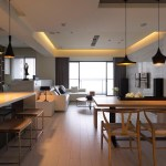 Contemporary Kitchen Dinerinterior Design Ideas