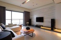Entertainment wall   Interior Design Ideas.