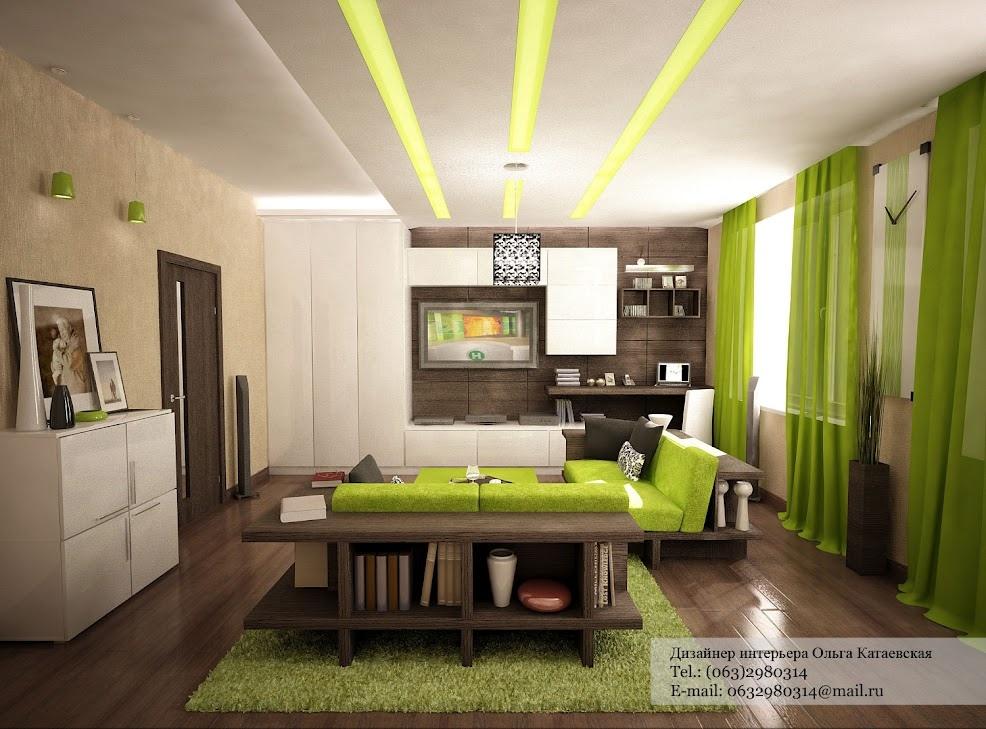 Wohnzimmer Dekorieren Braun