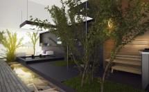 Interior Courtyard House Designs