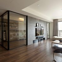 Interior Glass Doors Desktop House Design For Home Votive Cups Laptop Hd Apartment With A Retractable Wall