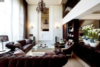 Traditional living room decor | Interior Design Ideas.