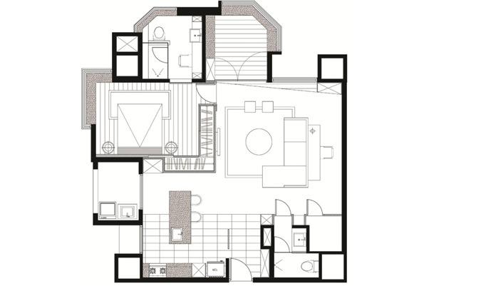 Interior Layout Plan Interior Design Ideas