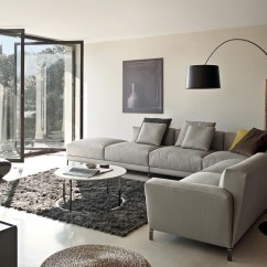 Sectional Sofa For Living Room Contemporary Leather And Chair Ideas