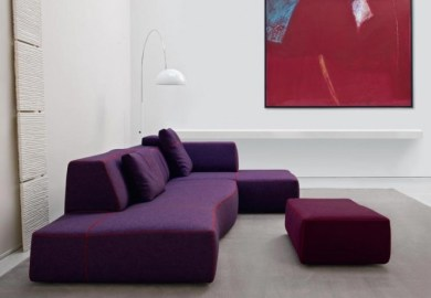 Sofas Allow For Flexibility If You Ever Get Tired Of Your Room