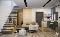 Neutral modern decor | Interior Design Ideas.