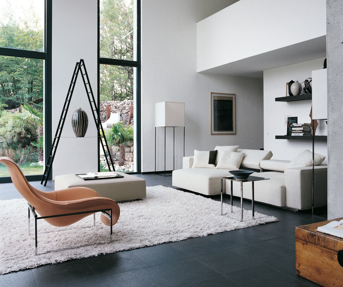 modern white sofa decorating ideas new sets contemporary home style by b andb italia