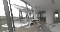 Contemporary fireplace | Interior Design Ideas.