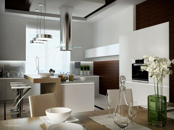 contemporary kitchen inspiration Unexpected Twists for Modern Kitchens