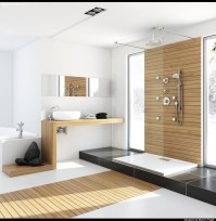 Modern Bathrooms with Spa