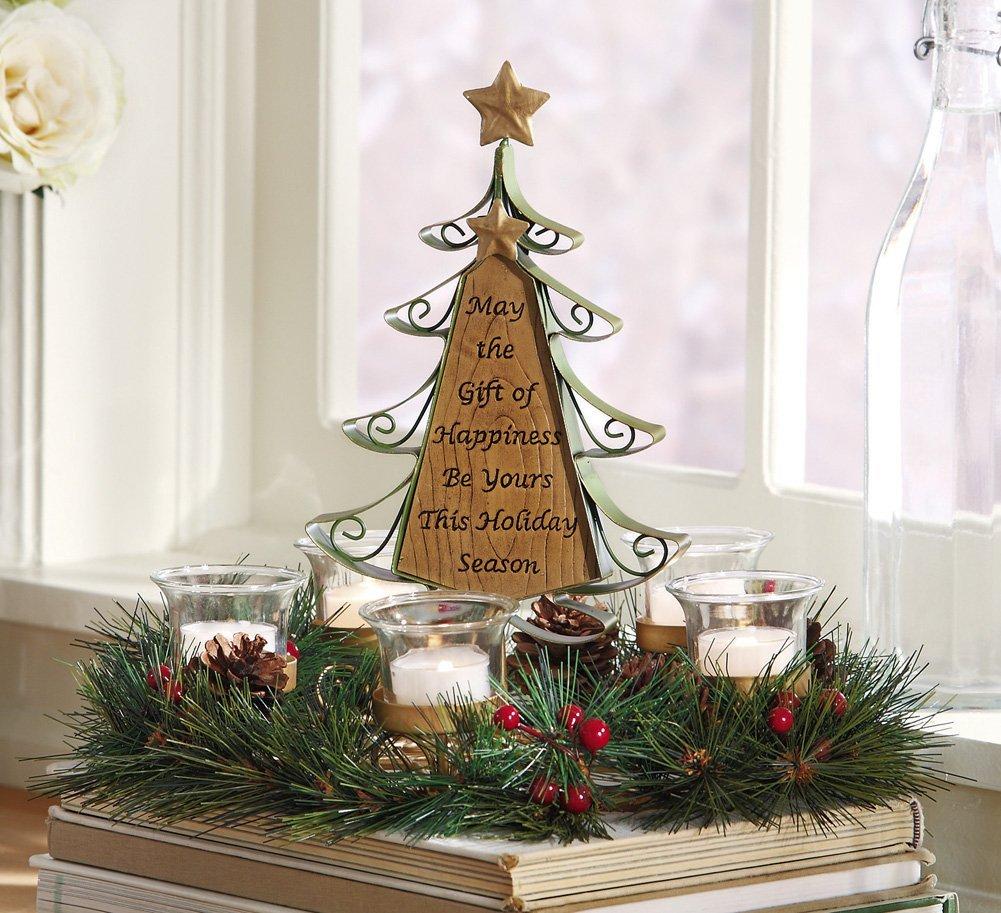 title | Christmas Centerpiece