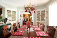 country christmas decor | Interior Design Ideas.