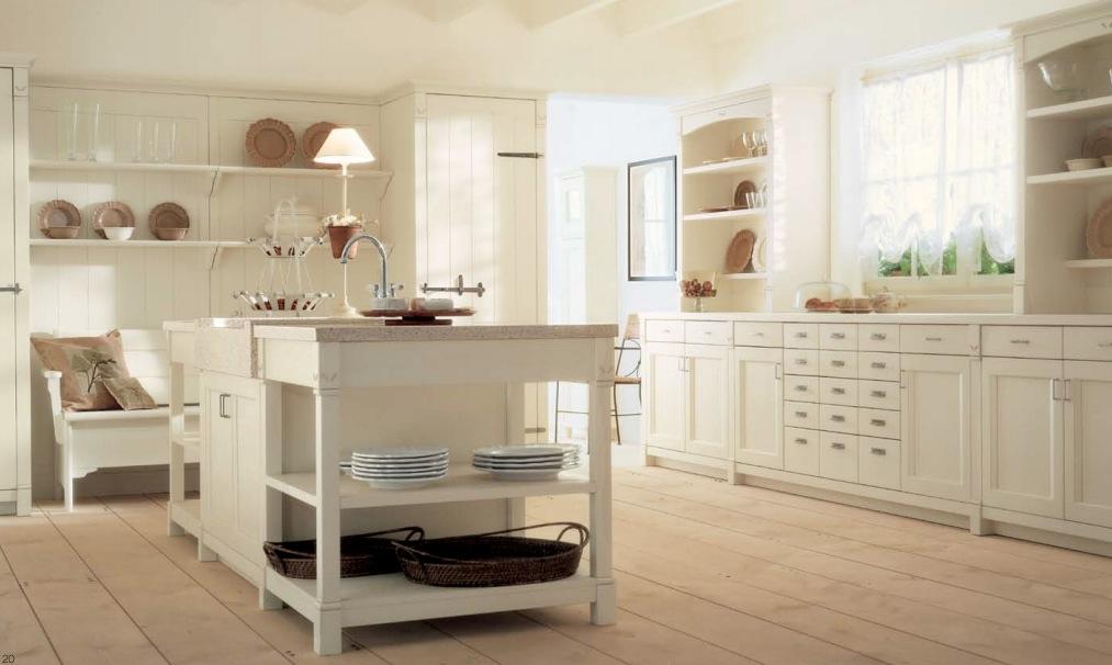 cream country kitchen decor  Interior Design Ideas