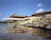 frank lloyd wright house island | Interior Design Ideas.
