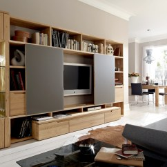 Wooden Wall Units Living Room Design Wood Floors Finish Unit Combinations From Hulsta