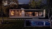 modern concrete home | Interior Design Ideas.