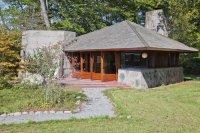 Frank Lloyd Wright's Heart Island House