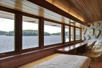 modern lake house bedroom | Interior Design Ideas.