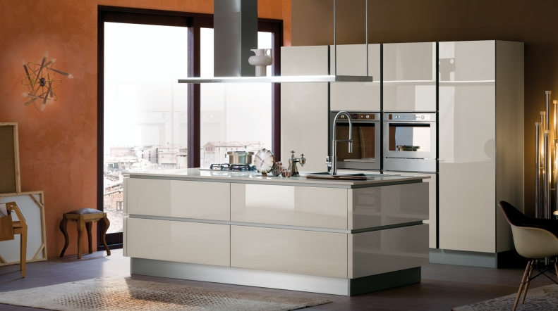Cucine Color Panna