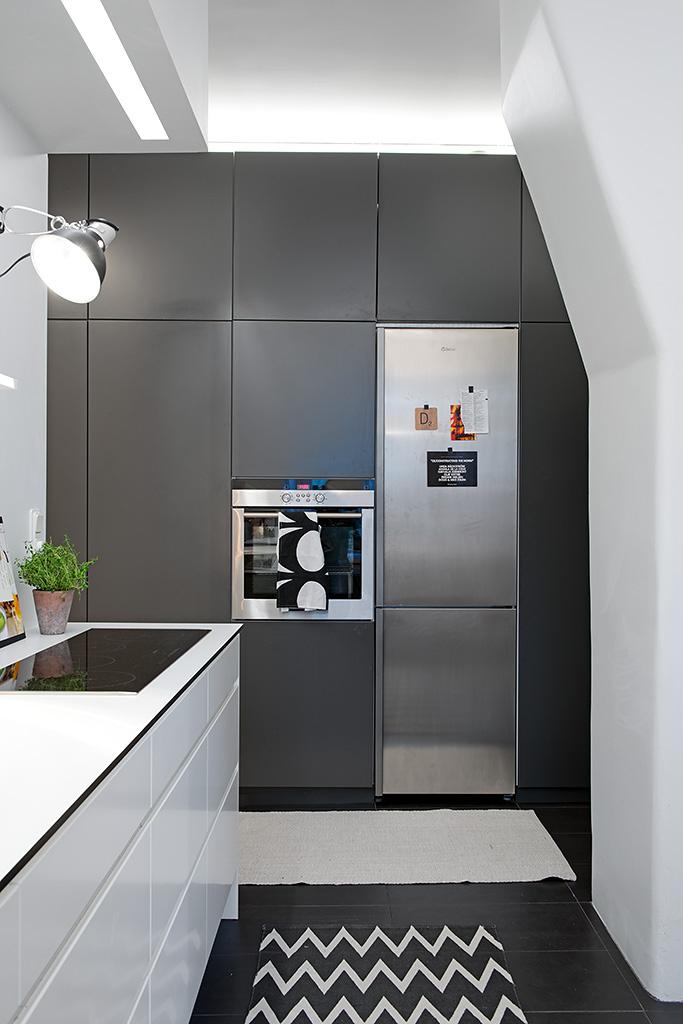 built in kitchen appliances  Interior Design Ideas