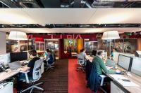 Office Space on Pinterest | Office Designs, Google Office ...