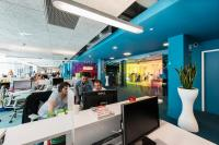 Google's New Office In Dublin