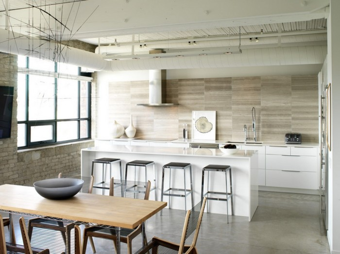 modern kitchen backsplash small with dining table 50 ideas