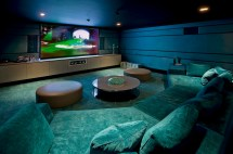 Basement Home Theater Room Idea