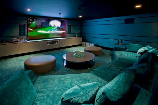 Home Theater Room Design Ideas