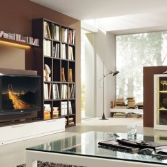 Living Room Media Furniture Images For Curtains In 25 Modern Style Rooms