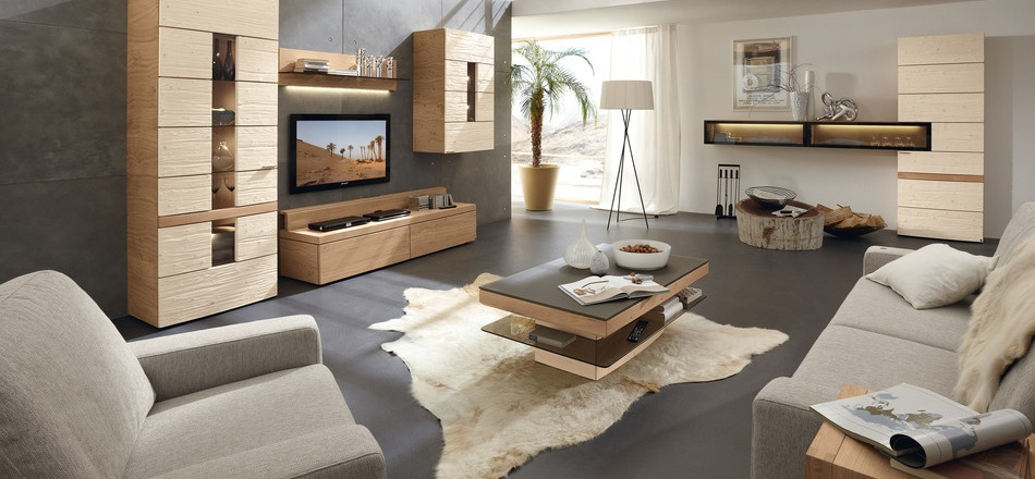 Modern Look Living Room