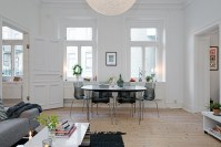 modern swedish dining room | Interior Design Ideas.