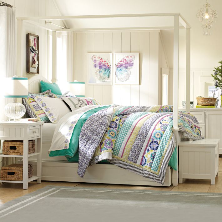 4 teen girls bedroom 23  Interior Design Ideas