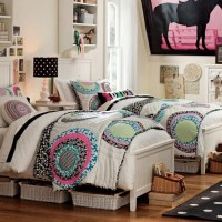 Twin Girls Bedroom Pictures - Easy Home Decorating Ideas