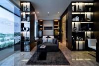 high gloss contrast finish mood steve leung | Interior ...