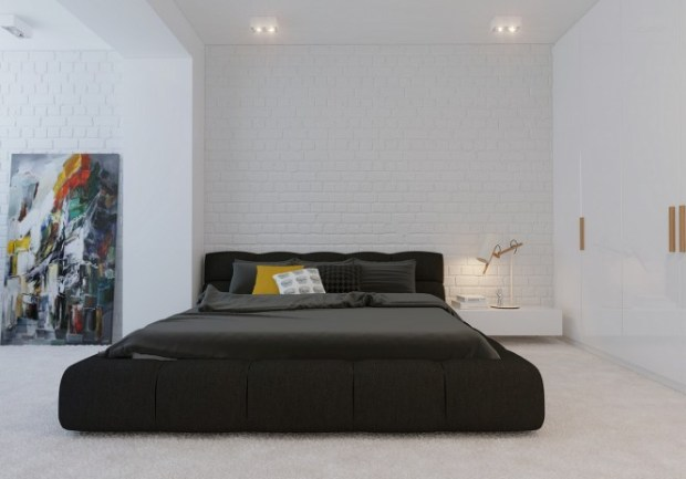 Marvel Home Decor Tony Stark Iron Man Modern Minimalist Bedroom Decor with Abstract Art