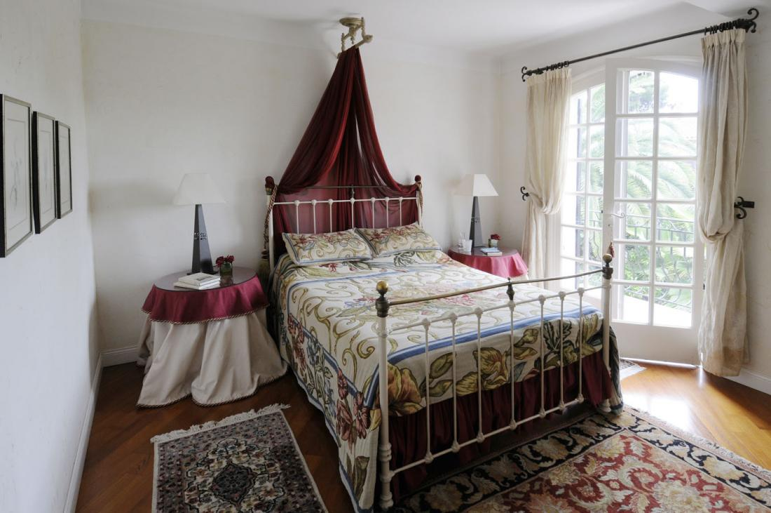 Bedroom double french country interiors  Interior Design