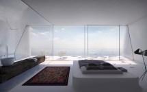 Futuristic House Interior Design