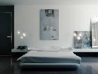 Modern art Vitaly Svyatyuk- Cool Art Cool Pallete Bedroom ...