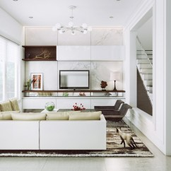 Pictures Of Modern White Living Rooms Room Swing Contemporary Interior Design Ideas