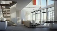 duplex apartment living space | Interior Design Ideas.
