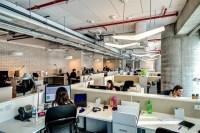 Google Offices in Tel Aviv, Israel