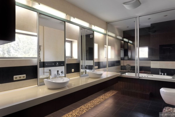 Modern Bathroom Designs for Men