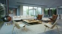 modern cottage living room | Interior Design Ideas.