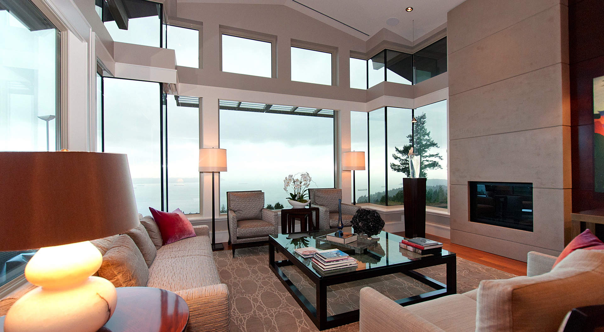 3d Stone Wallpaper Canada Spectacular West Coast Penthouse In Vancouver S Aerie Ii
